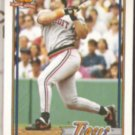 PETE INCAVIGLIA 1991 Topps Traded #57T.  TIGERS