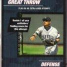 ICHIRO 2002 MLB Showdown #S16.  MARINERS
