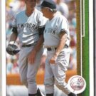 TOMMY JOHN 1989 Upper Deck #230.  YANKEES