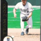 GREGG JEFFERIES 1992 Pinnacle Team 2000 #45 of 80.  ROYALS