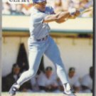 BO JACKSON 1991 Fleer Ultra #149.  ROYALS