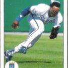 BO JACKSON 1990 Upper Deck #105.  ROYALS