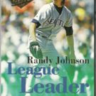 RANDY JOHNSON 1994 Ultra League Leader Insert #5 of 10.  MARINERS