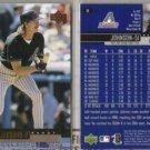 RANDY JOHNSON (2) 2000 Upper Deck AS Game #39.  ARIZONA
