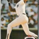 ROBERTO KELLY 1992 Stadium Club #393.  YANKEES