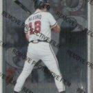 RYAN KLESKO 1996 Leaf Steel #55 of 77.  BRAVES