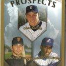 GABE KAPLER 1999 Topps Prospects #432.  TIGERS
