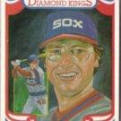 RON KITTLE 1984 Donruss DK #18.  WHITE SOX