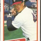 RON KITTLE 1990 Fleer #538.  WHITE SOX