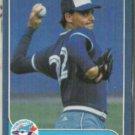 JIMMY KEY 1986 Fleer #63.  BLUE JAYS