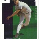 JIMMY KEY 1998 Upper Deck #2 History in the Making.  ORIOLES