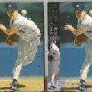 JIMMY KEY 1994 UD Electric Diamond Ins. w/ sister #259.  NYY
