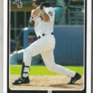 PAUL KONERKO 2003 Topps Total #TT7 of 30.  WHITE SOX