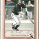 PAUL KONERKO 2003 Fleer Platinum #202.  WHITE SOX
