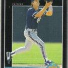 JEFF KENT 1992 Pinnacle Rookie #522.  BLUE JAYS