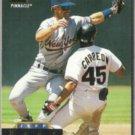 JEFF KENT 1994 Pinnacle #122.  METS