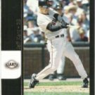 JEFF KENT 2002 Fleer Maximum #187.  GIANTS