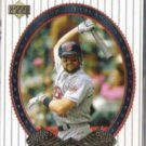 CHUCK KNOBLAUCH 2002 UD World Series Heroes #72.  TWINS