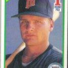 CHUCK KNOBLAUCH 1990 Score Draft Pick #672.  TWINS