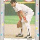 JOHN KRUK 1988 Fleer Star Stickers #124.  PADRES