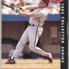 JOHN KRUK 1993 Topps Post Insert #29 of 30.  PHILLIES