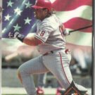 JOHN KRUK 1994 Fleer AS Insert #44 of 50.  PHILLIES