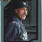 DAVE LOPES 2000 Topps #342.  BREWERS