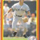 JIM LEYRITZ 1990 Score Traded #83T.  YANKEES