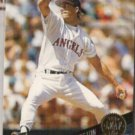 MARK LANGSTON 1993 Leaf #324.  ANGELS