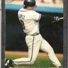 JAVIER LOPEZ 1993 Bowman Foil Rookie #343.  BRAVES