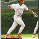 BARRY LARKIN 1994 Pinnacle #12.  REDS