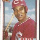 BARRY LARKIN 1991 Topps #730.  REDS