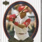 BARRY LARKIN 2002 UD World Series Heroes #68.  REDS
