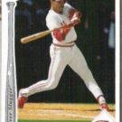 BARRY LARKIN 1991 UD Silver Slugger Insert #SS18.  REDS