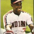 KEN LOFTON 1992 Stadium Club #695.  INDIANS