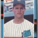 AL LEITER 1988 Donruss Rated Rookie #43.  YANKEES