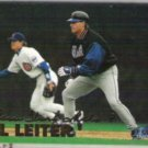 AL LEITER 1999 Fleer Tradition #132.  METS
