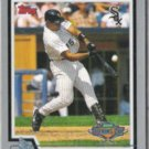 CARLOS LEE 2004 Topps Opening Day #77.  WHITE SOX