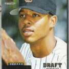DERREK LEE 1994 Pinnacle Draft Pick #438.  PADRES