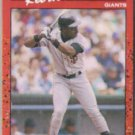 KEVIN MITCHELL 1990 Donruss #98.  GIANTS