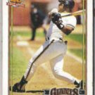 KEVIN MITCHELL 1991 Topps #40.  GIANTS