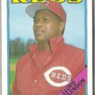 LLOYD McCLENDON 1988 Topps #172.  REDS