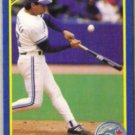 LEE MAZZILLI 1990 Score #459.  BLUE JAYS
