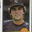 LEE MAZZILLI 1983 Donruss #638.  YANKEES