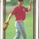 RANDY MYERS 1992 Topps Gold Winner Insert #24.  REDS