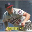 RANDY MYERS 1995 Fleer AS Insert w/ Lee Smith #24 of 25.  CUBS