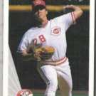 RANDY MYERS 1990 Leaf #149.  REDS
