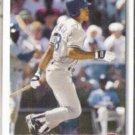 RAUL MONDESI 1992 UD Star Rookie #60.  DODGERS