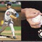 GREG MADDUX 1992 Pinnacle Grips #608.  CUBS