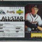 GREG MADDUX 1998 UD All Star Insert #AS22.  BRAVES
